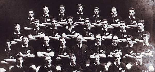 All Blacks, 1924