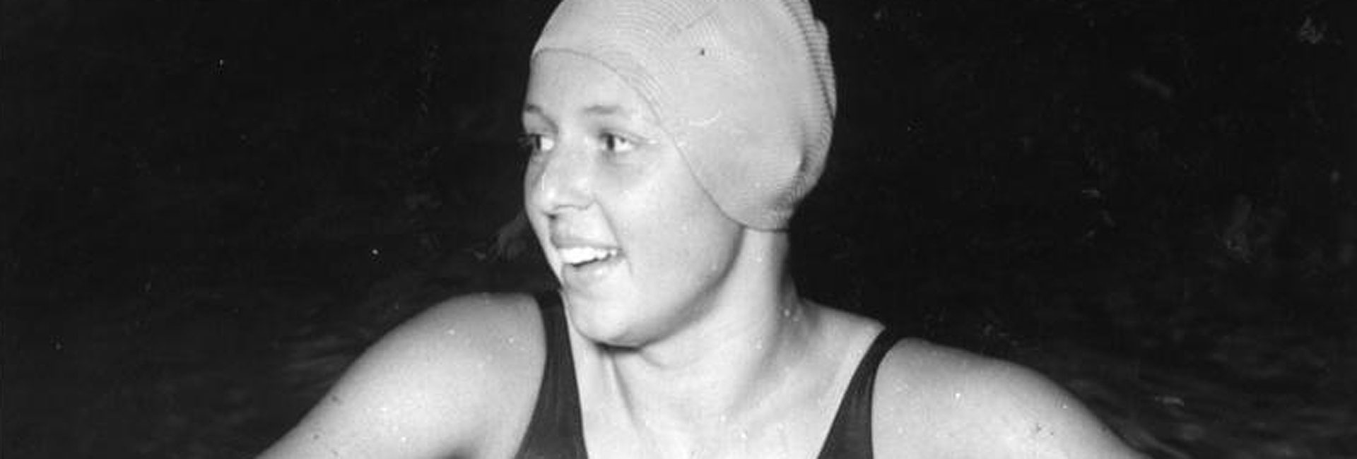 Philippa Gould, New Zealand Swimmer
