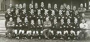 2nd New Zealand Expeditionary Force rugby team